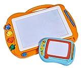 Simba 106334149 - 2 malerbrætter, forskellige legetøj