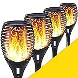 Садовые фонарики Shinmax на солнечной батарее, 96 светодиодных фонарей на солнечной батарее с ...