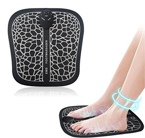 Fußmassageräte,Fussmassagegerät Elektrisch,EMS Intelligente Fussmassagegerät...