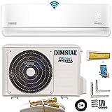 Quick-Connect INVERTER Split Klimaanlage mit Wärmepumpe...