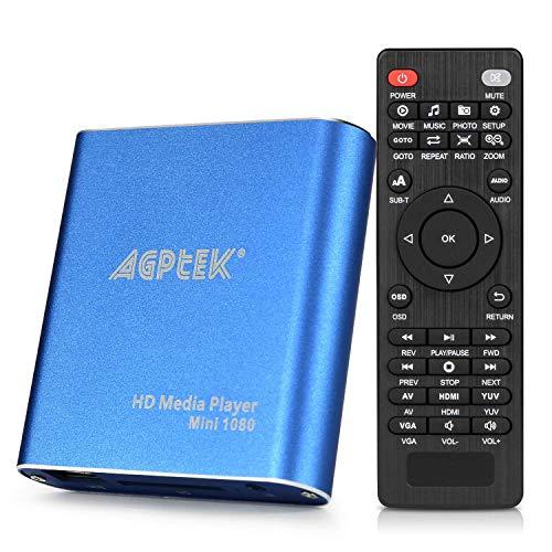 Media-Streaming Streaming-Clients FLOUREON Mini Full-HD 1080P ...