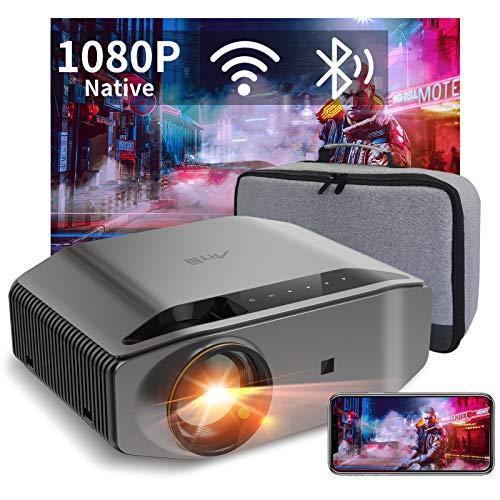Beamer Full HD WLAN Bluetooth - Artlii Energon2 7500 Lumen Native 1080P LED...