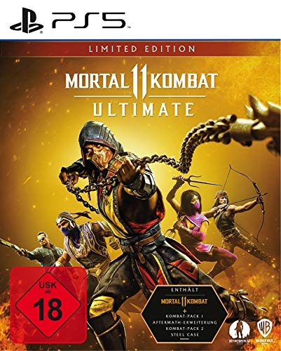 Mortal Kombat 11 Ultimate Limited Edition (Playstation...