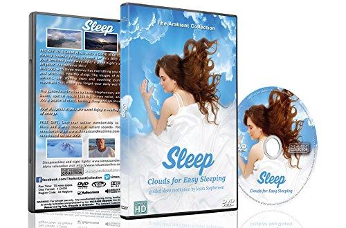 Schlaf DVD – Schlaf Wolken für Leichtes Schlafen mit Jason Stephenson...