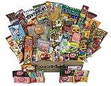 50 japanische Süßigkeiten, 40 Süßigkeiten und Snacks...