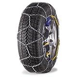Michelin 92308 snekjeder, M1 ekstreme grep 60, ABS og ESP kompatibel, TÜV / GS og ÖNORM, 2 stykker