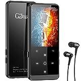 AGPTEK MP3 Player, 32GB Bluetooth 4.2 MP3 Player mit Kopfhörer, 2.4 Zoll TFT...