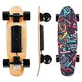 Kulzer Elektrisches Skateboard mit Fernbedienung, Eboard, 20...