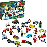 LEGO 60268 City Advent Calendar 2020 Christmas Mini Building Set ...