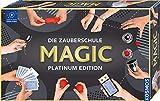 KOSMOS 697082 Die Zauberschule MAGIC Platinum Edition, 180...