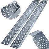 MASKO® 2X lasterampe 400 kg | Indlæser rampe | ...