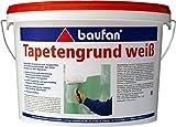 Baufan tapetgrunning hvit 10 liter