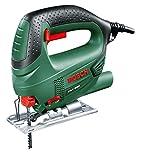 Bosch jigsaw PST 650 (500 Watt, cutting depth in steel / wood 4mm / 65mm, in case)