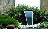 Ubbink terrasse fontene vann funksjon Vicenza hage fontene LED