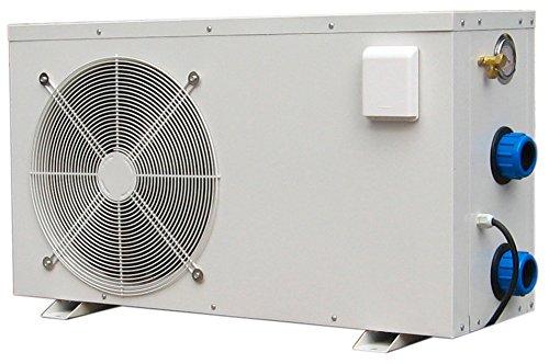 Steinbach Luft-Wärmepumpe, Waterpower 5000, Heizleistung 5,1 kW, Kühlleistung 3,4 kW, Anschluss 220 V/0,95 kW, Schalleistung dB(a) 48,...