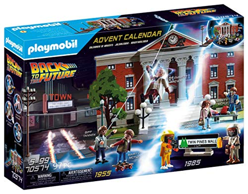 PLAYMOBIL Adventskalender 70574 Back To The Future, Ab 5...