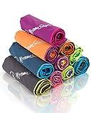 NirvanaShape ® LA toalla de viaje para mochileros, vacacionistas ...