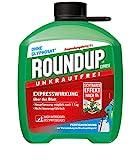 Roundup Express Unkrautfrei, Fertigmischung zur Bekämpfung...