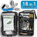 BOCK 2005 Survival Kit Überlebensset Überlebensausrüstung Überlebenspaket |...