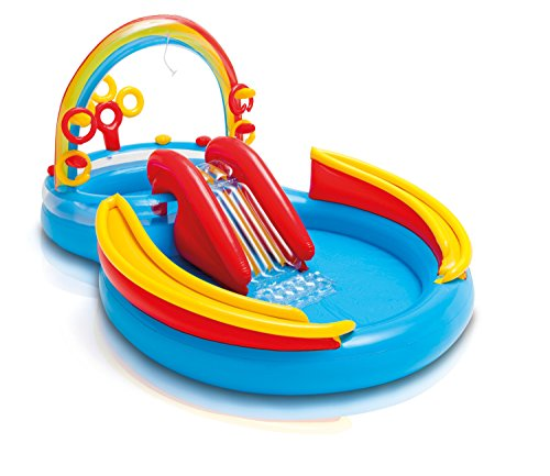 Intex Rainbow Ring Play Center - Kinder Aufstellpool -...