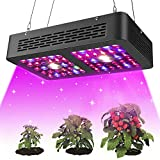 Pflanzenlampe LED COB 600W Vollspektrum Pflanzenlicht...