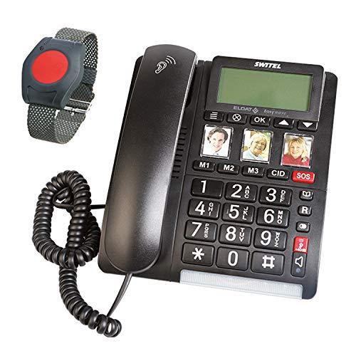 Set Senioren-//Notruftelefon