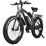 "GUNAI Electric Bike1000W 48V Offroad Fat 26 ""4.0 banden ..."