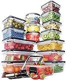 Szakács útja | Tárolóedények 16 élelmiszer -tároló edényben, ...