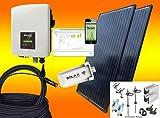 SOLAX 900Watt balkoncentrale / zonnesysteem complete set met ...