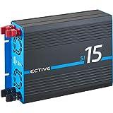 ECTIVE 1500W 12V til 230V sinusomformer SI 15 ...