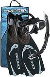 Cressi Pluma / Pluma Bag - Premium Flossen Set,...