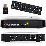 Octagon SX888 H265 Mini IPTV-boksmottaker inkl. 300 Mbit ...