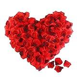 ETEREAUTY rose petals, 3000 pieces rose petals -...