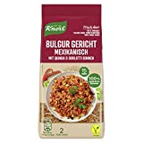 Knorr Bulgur Gericht Mexikanisch mit Quinoa & Borlotti...