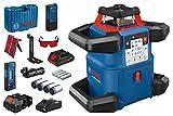 Bosch Professional 18V sistem vrtljivi laser GRL 600 CHV (1x ...