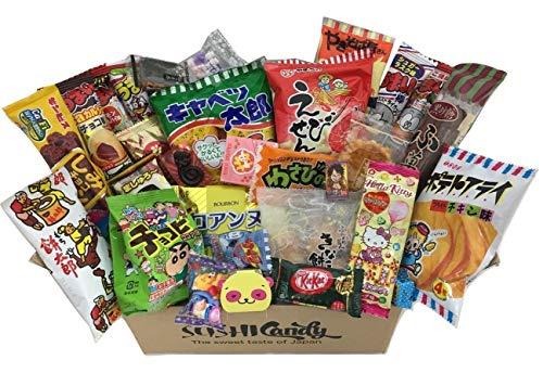 30 Japanische Süßigkeit Geschenke DAGASHI set süss Sortiment mit japanische...