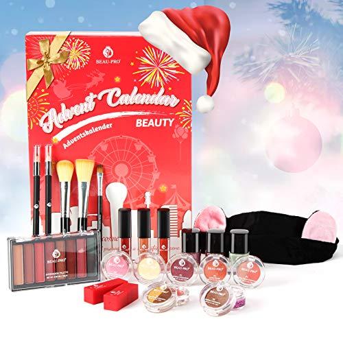 Beauty Adventskalender 2020 mit Exquisite Kosmetik Geschenk...