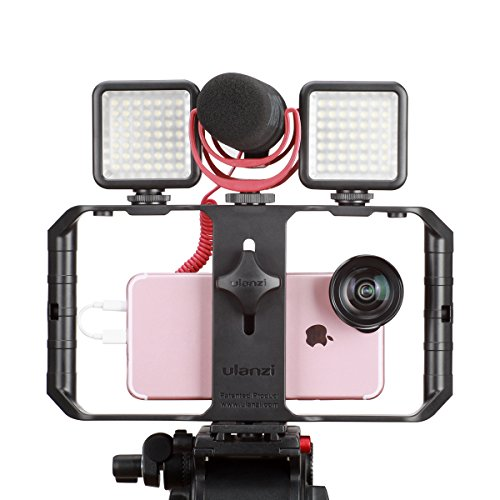 Ulanzi U-Rig Pro, Smartphone-Video-Rig, Filmemach-Hülle,...