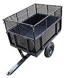 TRUTZHOLM® trailertraktor 300 kg vippelig ...