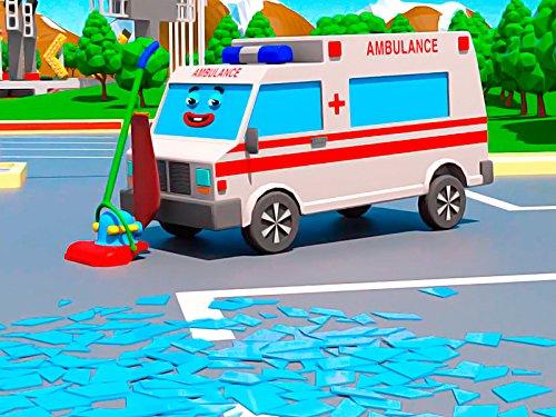 Schatz Krankenwagen