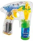infactory luchtbelletjespistool: zeepbellenpistool met leds ...