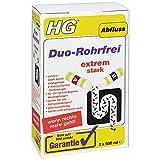 HG Duo Rohrfrei - Kraftig avløpsrens for ...