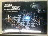 Star Trek 3D Schachspiel The Next Generation