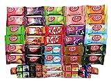 50 japanische Kit Kat Sortiment mit mehreren...