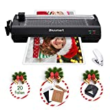Blusmart A3 laminator 5 in 1 including 25 laminating sleeves paper cutter corner rounder of the ...