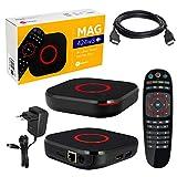 MAG 424w3 Original Infomir & HB-DIGITAL 4K IPTV Set TOP Box ...