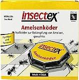 4x boîtes d'appâts pour fourmis, pour des ...