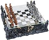 CHH 2127C 3D Chess Set - Drache