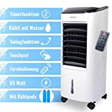 VEOVA Air Cooler Pro - Multifunktionale Mini Klimaanlage - leistungsstarker...