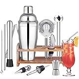 Ruiry Cocktail Shaker Set Cocktailshaker Cocktail Bar Set...
